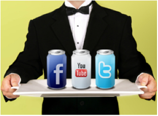 Social Media and Food Services