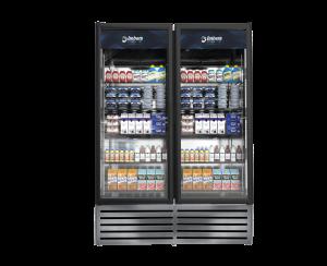 Double Door Commerical Refrigerator   Imbera Foodservice