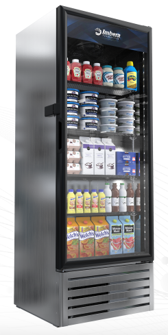 Which Commercial Refrigerator is Ideal for Unattended Retail Locations?