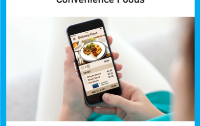 How Delivery is Changing the Face of Convenience Foods
